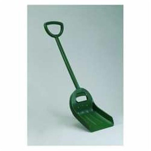 Poly - P6984G Poly Pro Titan Poly Deep Scoop Shovel - Green