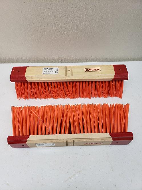 """96 Series Head Only - 16"""" 18"""" Orange Broom"""