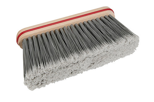 "115-4 - 9"" Angled Smooth Sweep Upright Broom Head"