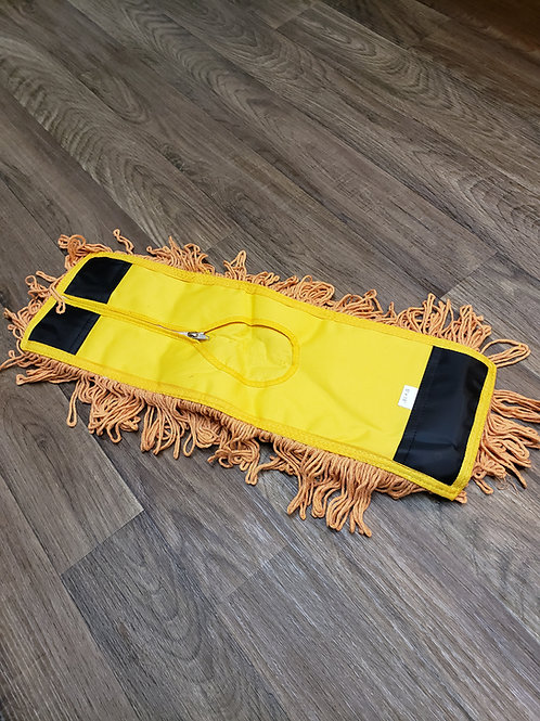 """Mag 5218 - 18"""" Cotton Dust Mop, Industrial Grade - Looped End"""