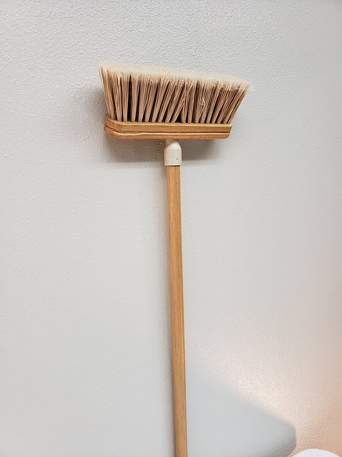 "117 Complete - 9"" Smooth Sweep Upright Broom"