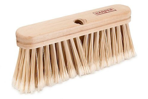 """117 Head Only - 9"""" Smooth Sweep Upright Broom"""