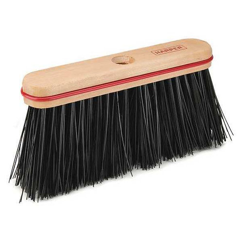 "109 Head Only - 9"" Stiff Sweep Upright Broom"