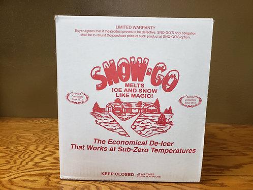 Sno-Go 50lb Box