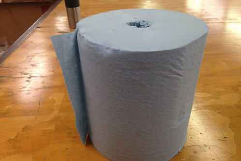 CLO TS208 - Blue Roll Paper Towels