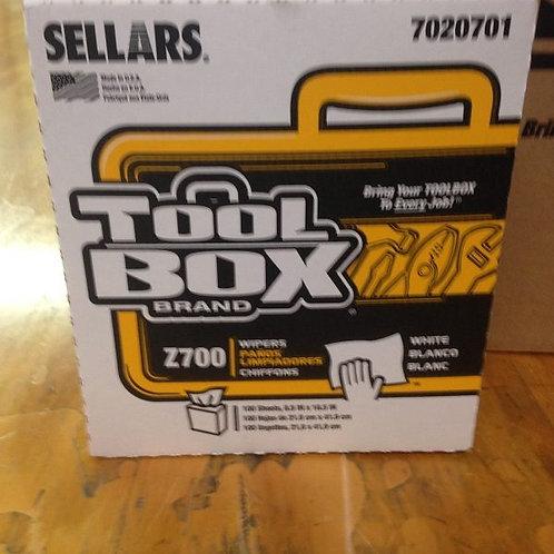 CLO S702 - Tool Box Brand Z700 Pop Up Interfold Towel