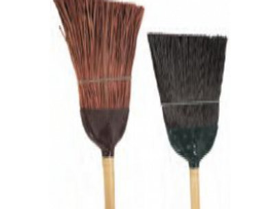 Metal Cap Broom