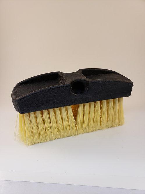 """686508X - 8"""" Car/Truck Wash Brush w/Metal Handle - Tampyl Fiber"""