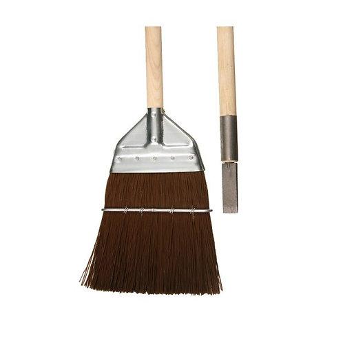 Railroad Broom Metal Cap with Chisel