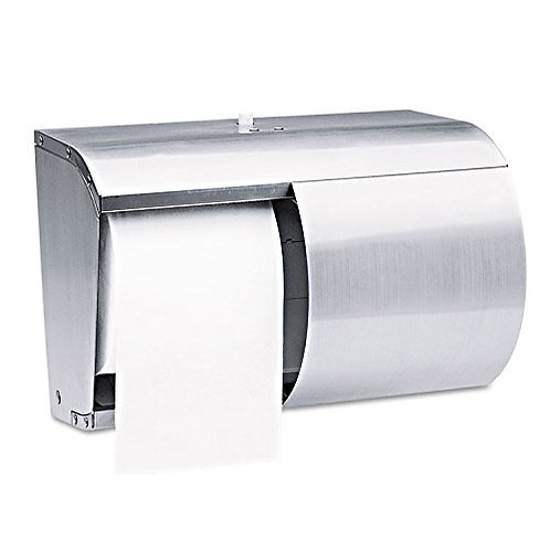 LAG KCC 09606 - Coreless Double Roll Tissue Dispenser 7 1/10 x 10 1/10