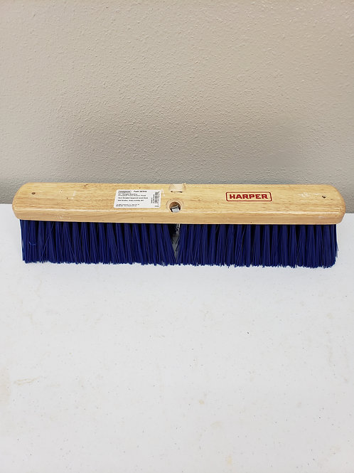"""5879 Series Head Only - 18"""" Rough Push Broom"""