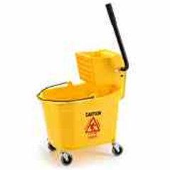 HC0070YE - Mop Bucket 35 qt.
