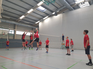 Volleyball Turnier in Wusterhausen