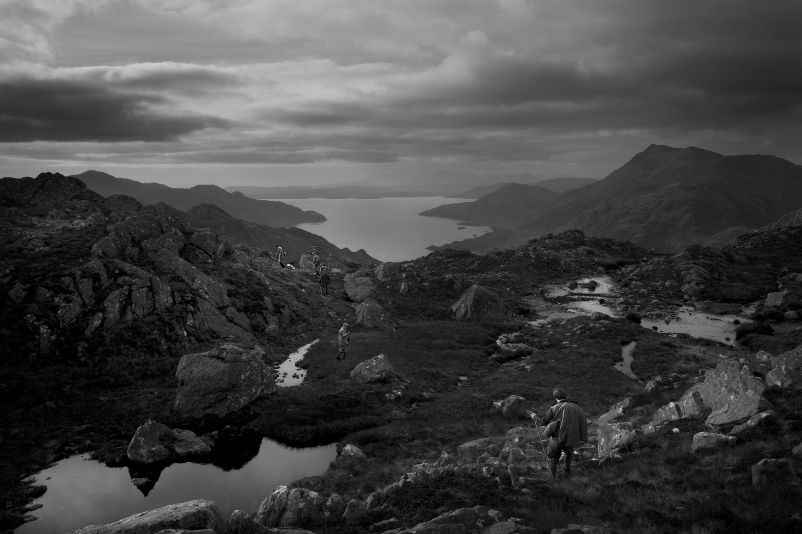 Over Hills to See Skye