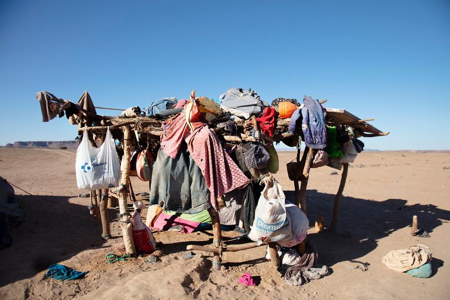 Nomads Walk in Wardrobe