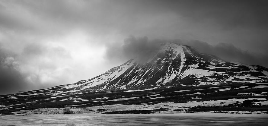 Striped Volcano