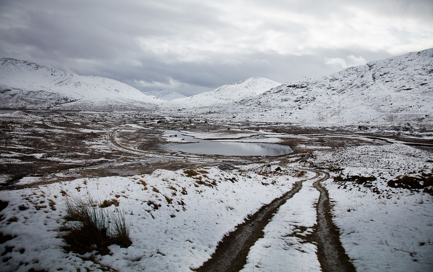 The Old Road to Invergarry