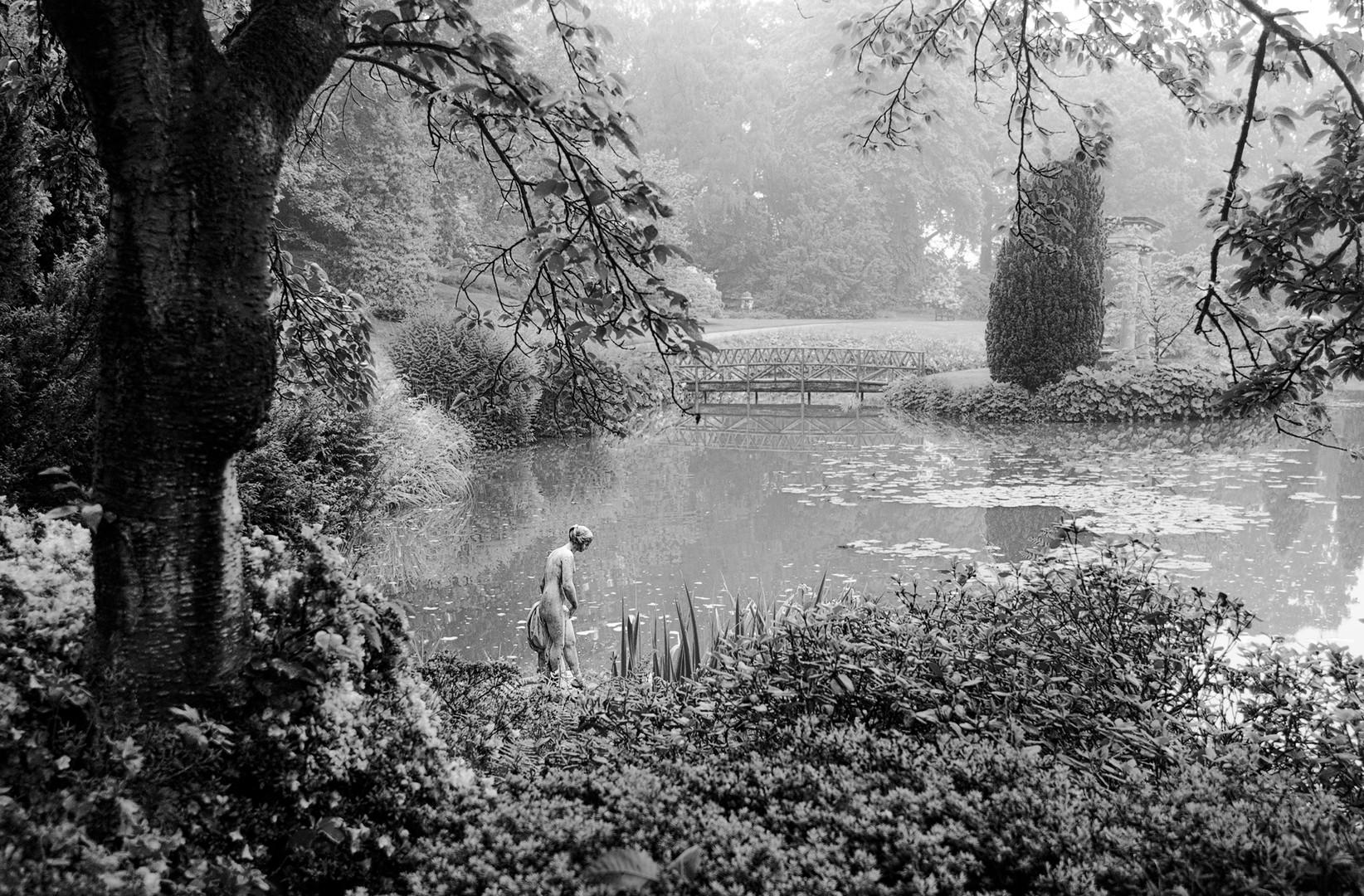 Temple Garden, Cholmondeley