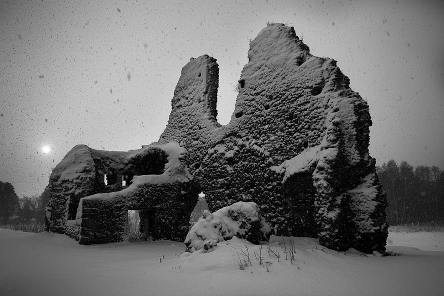 Priory Ruins, West Acre