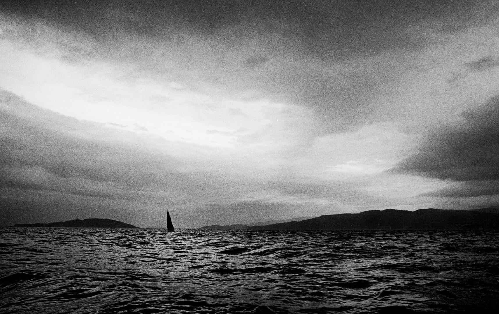Big Sea, Little Sail