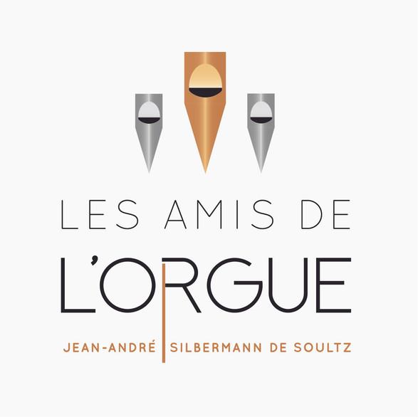 Logo Les Amis de l'Orgue