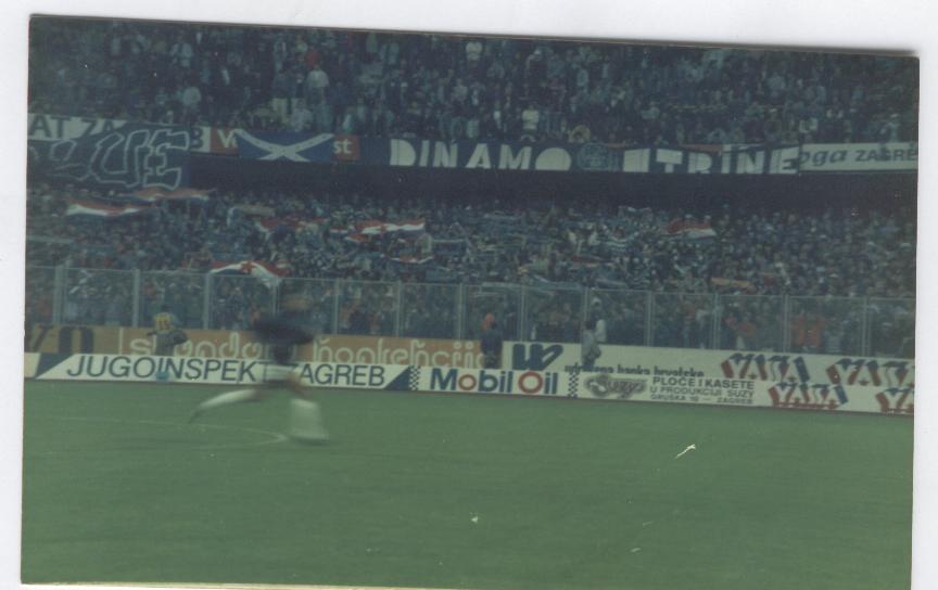 DZFC v Stuttgart 1988