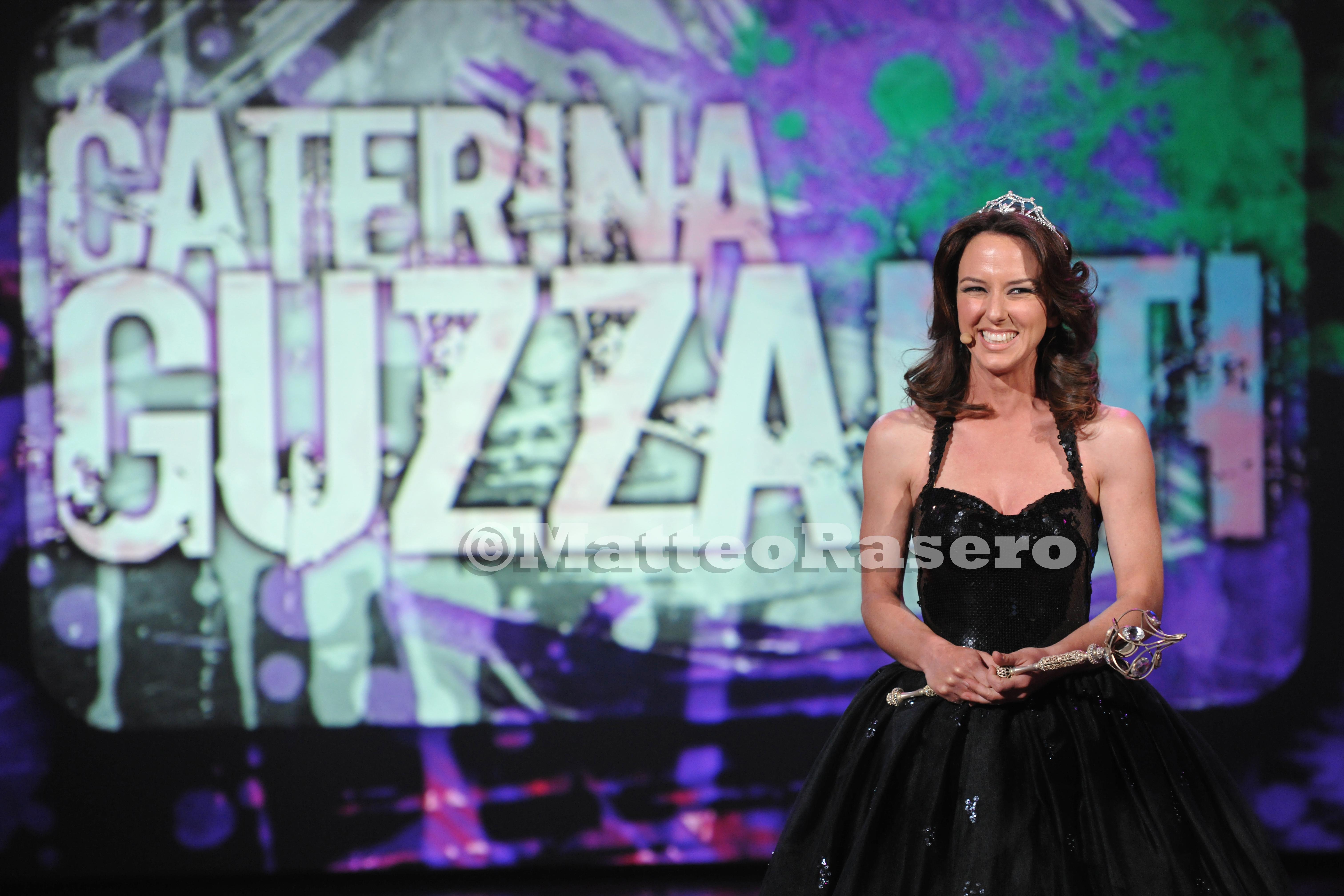 Caterina Guzzanti, 2012