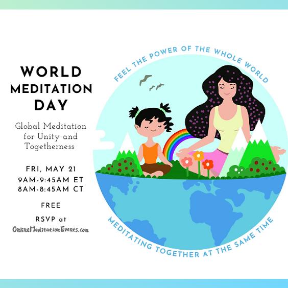 World Meditation Day Event - Morning