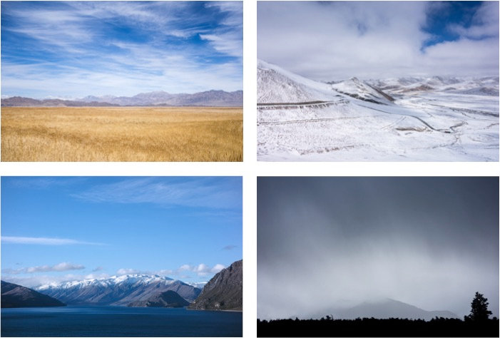 Majestic Mountains | Note Card Collection