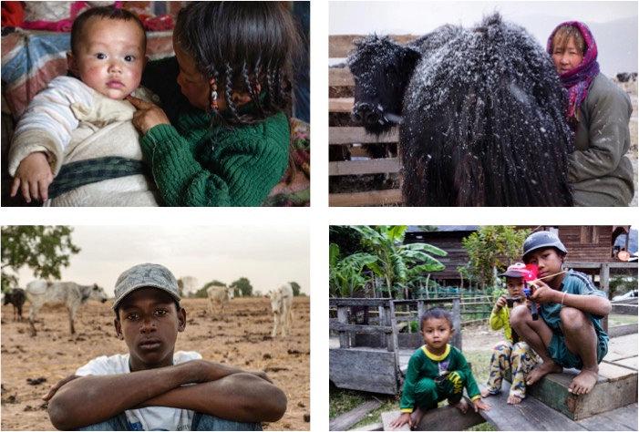 Mensen van de Wereld | Wenskaart Collectie
