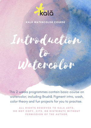 Kala Watercolor Course : Intro to Watercolor - Part 4