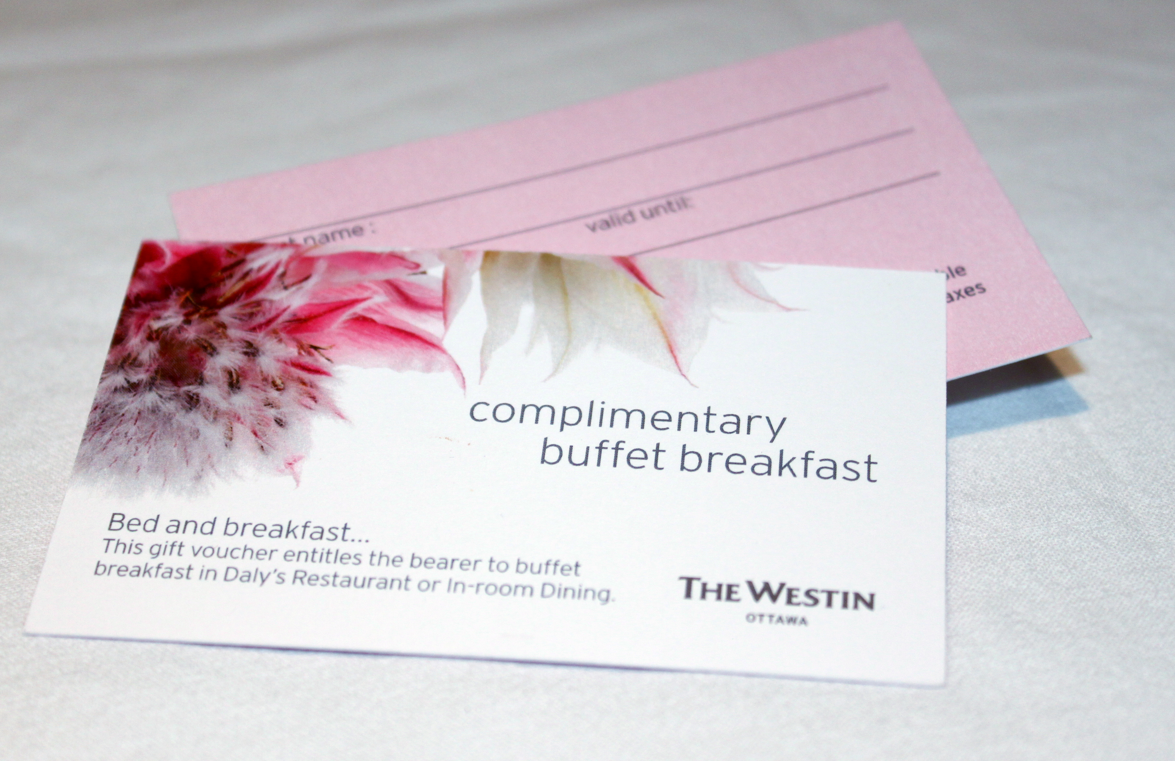 The Westin Hotel