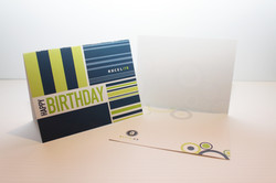 Excel HR Birthday Cards