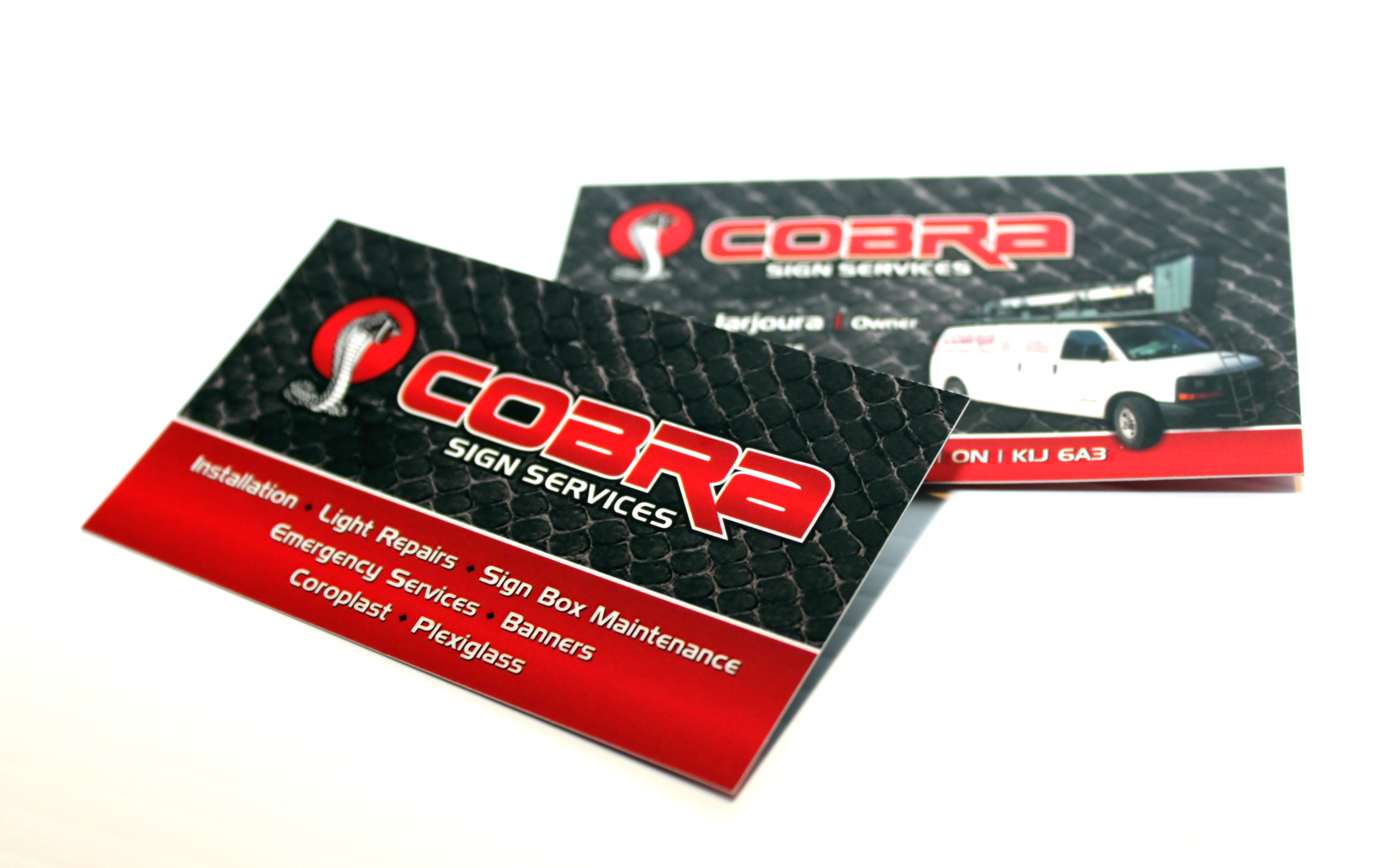 Cobra Sign Services