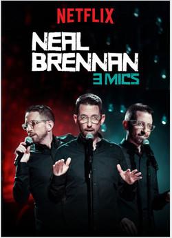 Nea lBrennan  3mics NetFlix