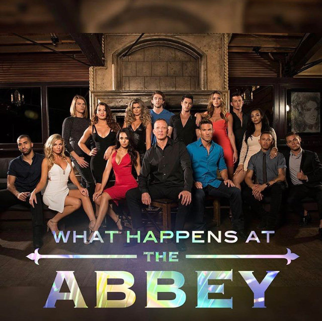 E!  What's Happening at the Abbey
