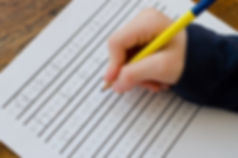 Handwriting Occupational Therapy