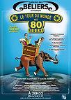 Théâtre - Le tour du monde en 80 jours -