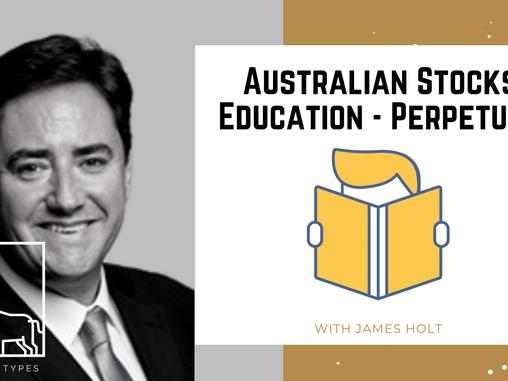 Podcast –  Australian Stocks Education - Perpetual