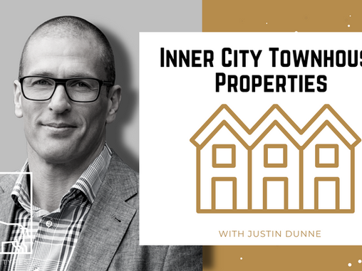 Podcast – Inner City Townhouse Properties