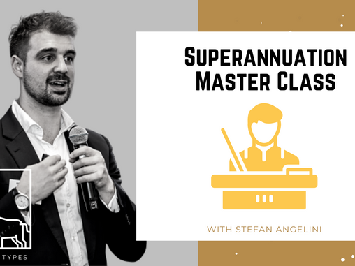Podcast – Superannuation Master Class