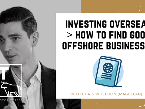 Podcast – Investing Overseas