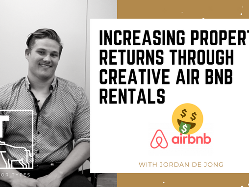 Podcast - Air BNB Rentals