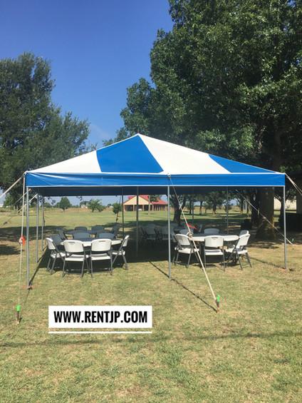 Back Yard Tent