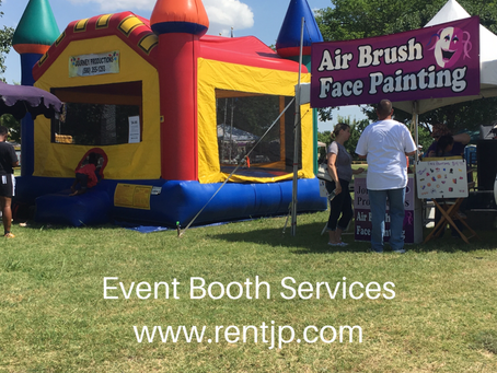 Event Booth Services