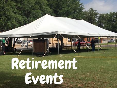 Retirement Events