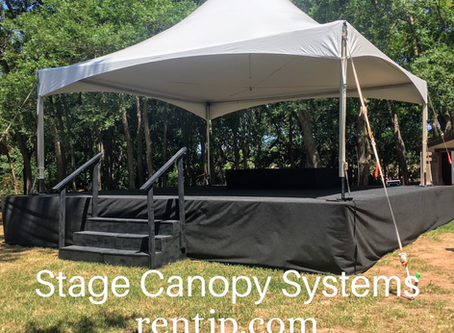 Stage Canopy Systems