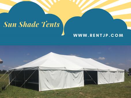 Sun Shade Tents