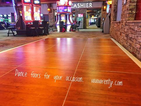 Portable Dance floor