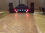 DIY DJ sound and lighting systems